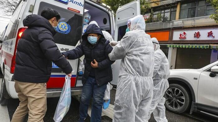 Korban Meninggal Dunia Akibat Virus Korona Bertambah Jadi 80 Orang, 2.744 Terinfeksi