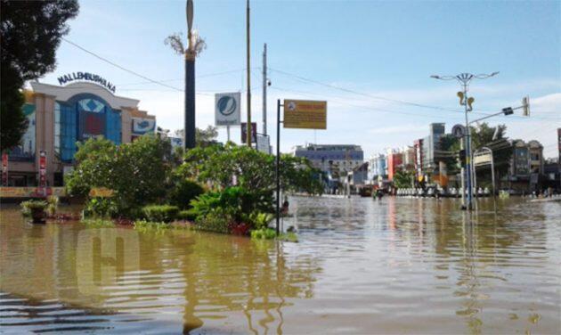 Solusi Banjir Samarinda di Mata Bakal Calon Walikota dan Wakil Walikota