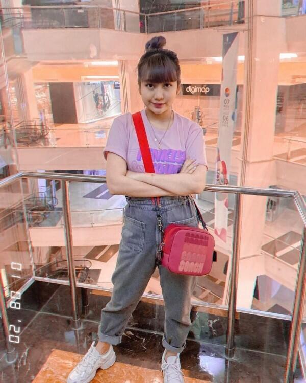 10 Potret Terkini Ghea Idol yang Mirip Idola KPop, Cute Banget!