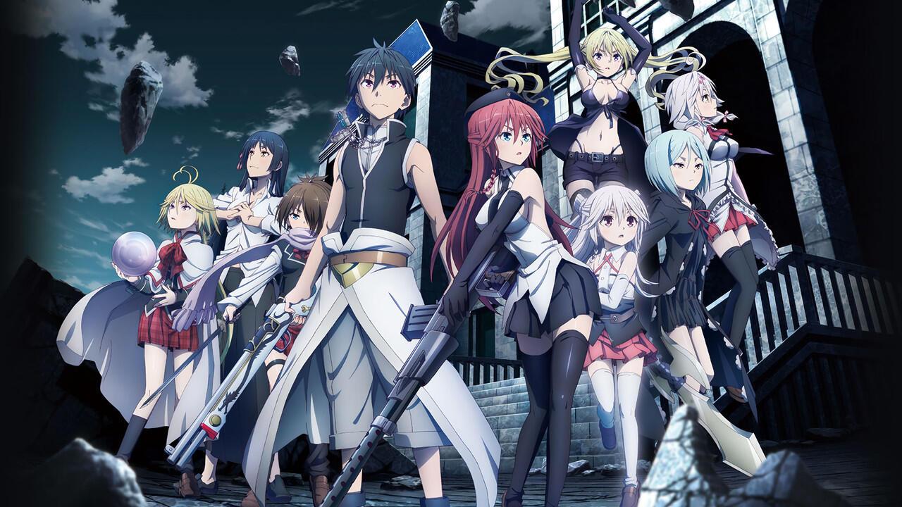 Rekomendasi Anime Harem Yang Wajib Ditonton Oleh Para Jomblo