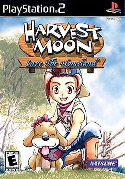 Evolusi Harvest Moon
