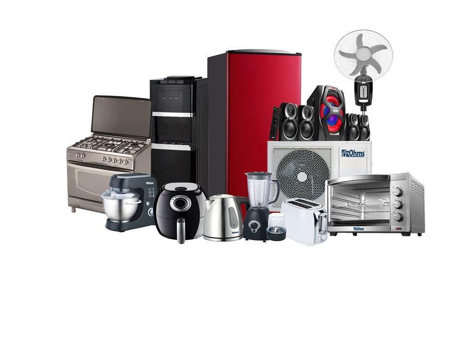 Lounge of HOME APPLIANCES - Semua Peralatan Rumah Tangga