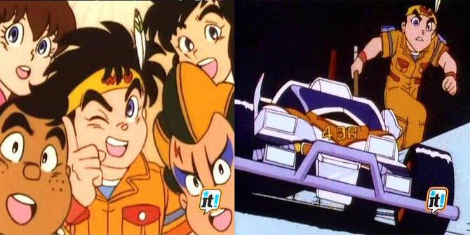 """Ingat TAMIYA ? Inilah Penampakan 3 """"EMPEROR"""" Yang Legendaris Pada Masa 90an !"""