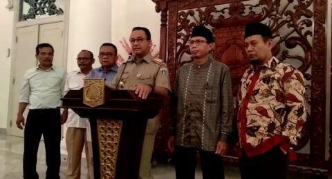 Usai Gunduli Monas, Anies Terancam Dipolisikan Hingga Diseret ke KPK
