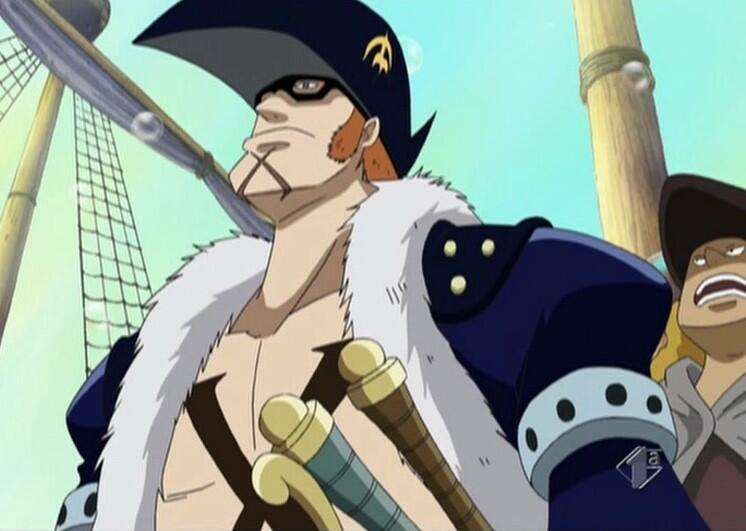 One Piece: Tak Disangka! 5 Bajak Laut Ini Adalah Mantan Marinir Angkatan Laut