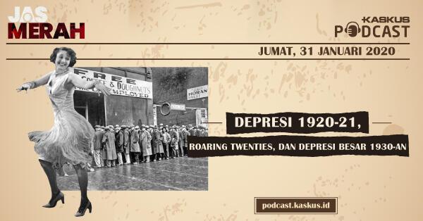 Depresi Besar yang Pernah Menghancurkan Amerika