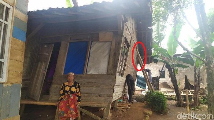 Usai Viral di Sosmed, Pemerintah akan Perbaiki Gubuk Reyot Mak Isoh di Cianjur