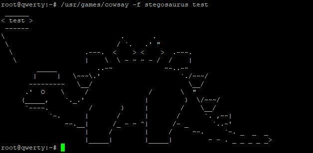 Command/Perintah Dasar Unik Dan Menarik Di Terminal Linux