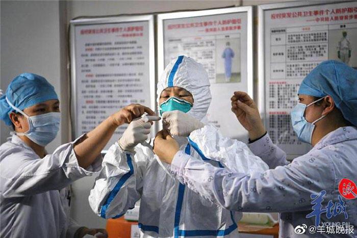 Kondisi Petugas Medis Yang Bekerja Untuk Virus Corona