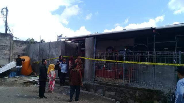 Perusakan Masjid di Minahasa
