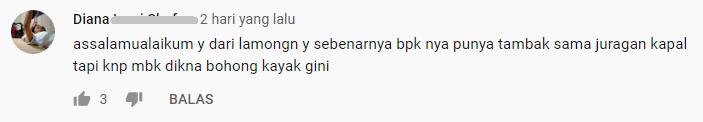 Pernyataan Dikna Peserta LIDA Indosiar Ini Mendapat Tanggapan Pedas Netizen, Mengapa?