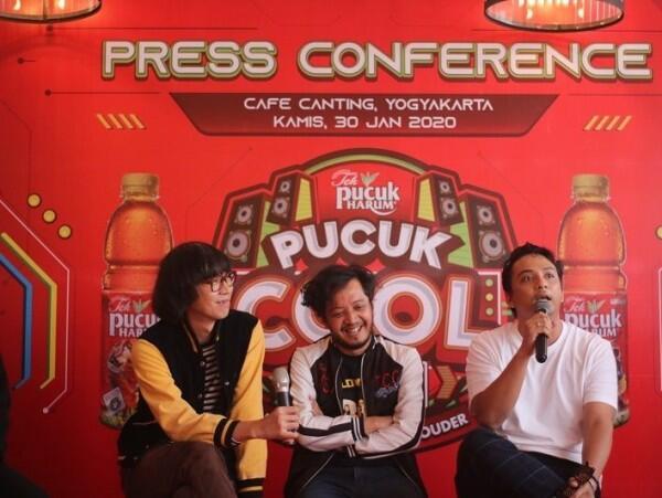 5 FaktaPucuk Cool Jam 2020 Make The Journey Louder di Jogja, Seru!