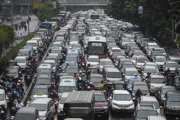 DKI Akan Batasi Kendaraan dan Integrasi Angkutan Umum untuk Urai Kemacetan