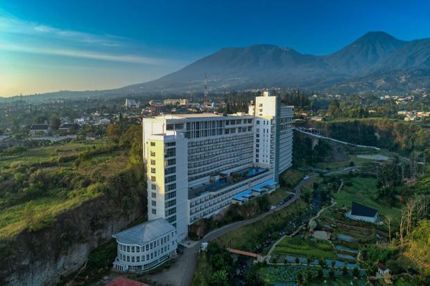 Le Eminence Hotel Puncak Jadi Pilihan Utama Liburan dan Business Meeting