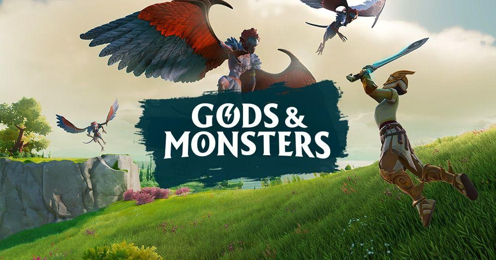 "New ""Gods & Monsters"" Gameplay"