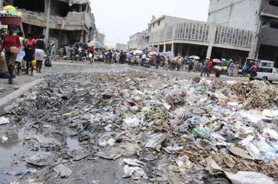 Parah! Inilah Kota Terkotor Sedunia, Menjijikkan!