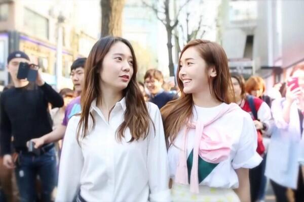 Krystal F(x) Sering Ditanya Punya Kembaran, Begini Reaksi Kocak Jessica Eks SNSD