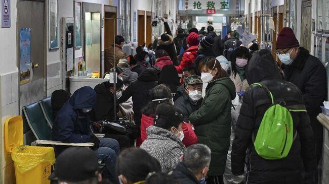 Cina Siap Bantu Evakuasi WNI di Wuhan