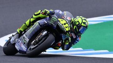 Petronas Yamaha Tak Tertarik dengan Valentino Rossi