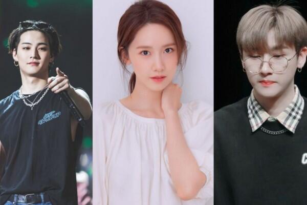 9 Idol KPop Bermarga Im Ini Bakal Bikin Kamu Selalu Terpesona