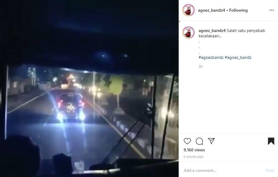 Lampu Tembaknya Bisa Bikin Celaka, Warganet: Mobil Apa Odong-odong?