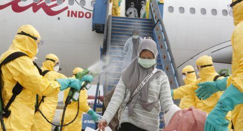 Warga China Dilarang ke Indonesia, Bebas Visa Sementara Dicabut