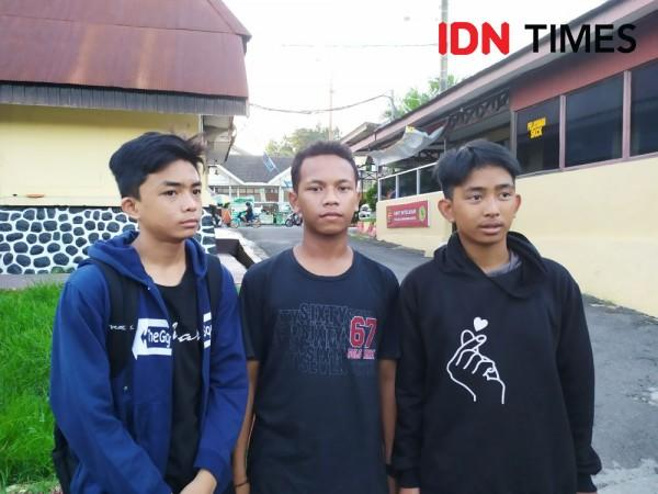 Tiga Pelajar SMP di Samarinda Gagalkan Aksi Jambret Sadis