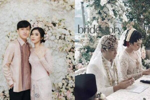 Menikah Setelah 12 Tahun Pacaran, 10 Perjalanan Cinta Isyana & Rayhan