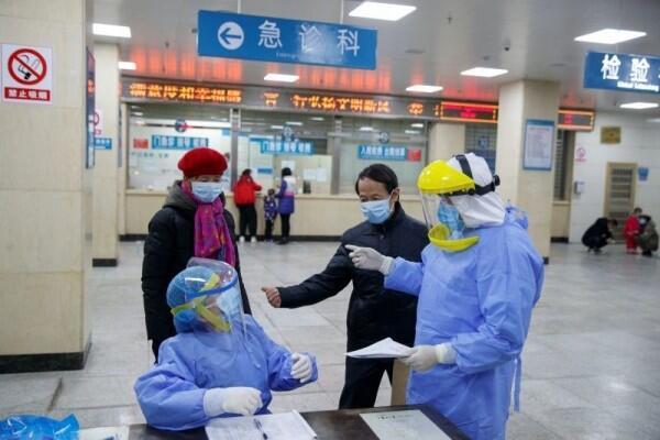 [BREAKING] WNI dari Wuhan di Batam Langsung Diterbangkan ke Natuna