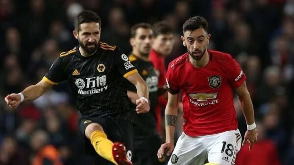 Manchester United Lesu Lawan Wolves, Solskajer Puji Bruno Fernandes