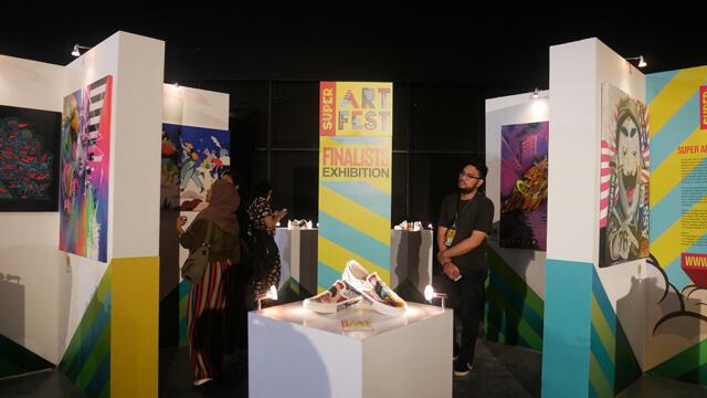 Begini Tanggapan Pemenang Tentang Super Art Fest
