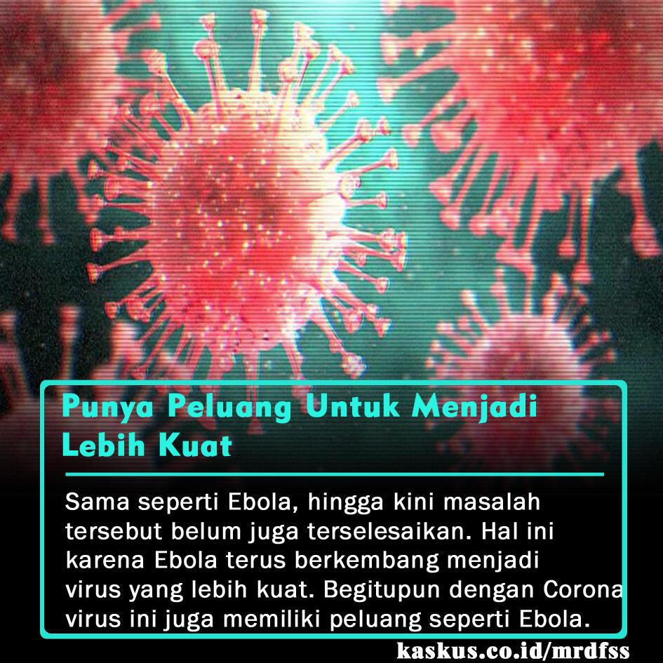 5 Alasan Kenapa Virus Corona Itu Sangat Menakutkan!