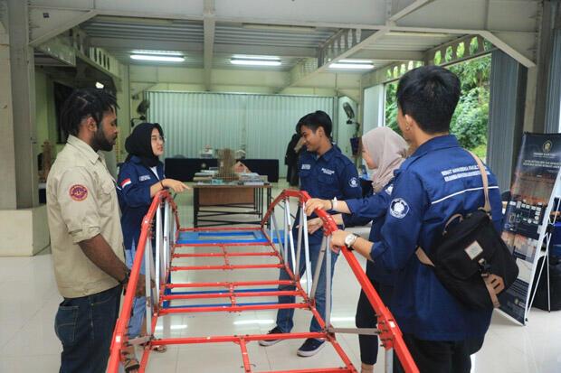 Ungkap Seluk Beluk Prodi Ketehnikan, UP Gelar Engineering Open House