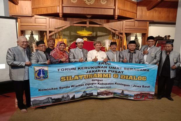 FKUB Jakpus Kunjungi Komunitas Sunda Wiwitan Kuningan