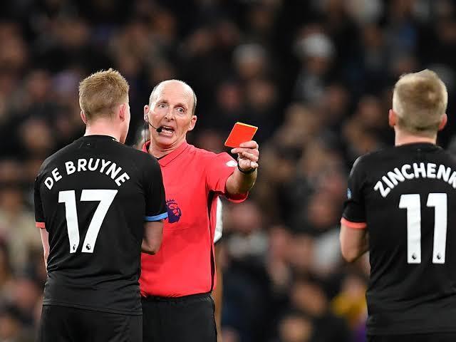 Aubameyang Tanggapi Keputusan VAR antara Tottenham Vs Manchester City