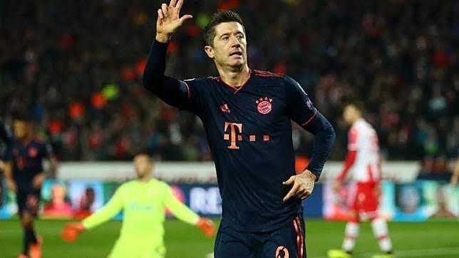 Lewandowski Pemain Terbaik Polandia!