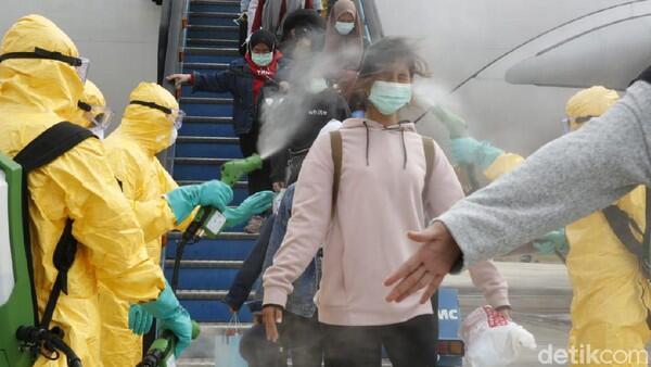 3 WNI Gagal Keluar Wuhan, Ini Petunjuk WHO Soal Deteksi Dini Corona