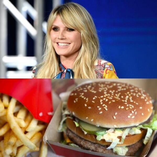 Junk Food Favorit 7 Artis Hollywood, dari Pizza sampai Burger!