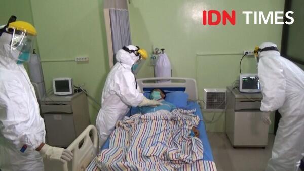 Kronologi Pasien Diduga Terkena Virus Corona di Eka Hospital Cibubur