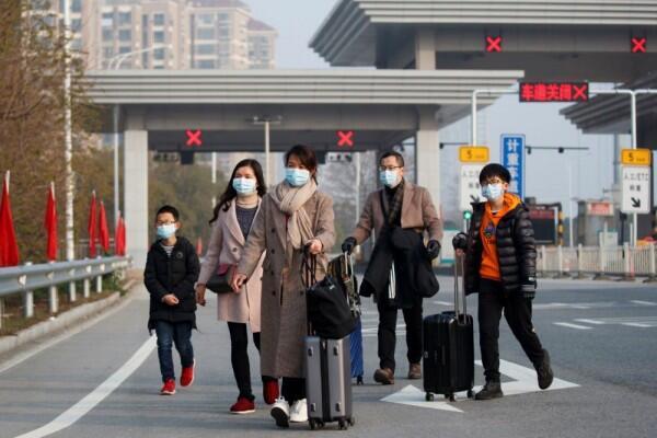 Kemenkes: WNI dari Tiongkok Sehat, Tak Perlu Dirawat di RS Apung