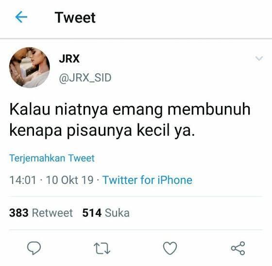 Jerinx SID : Dari Nyinyirin Nikita Mirzani Hingga Hina K-Pop!