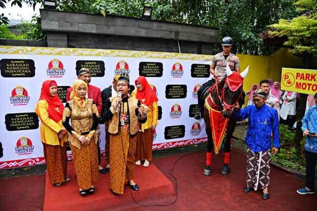 Deklarasi, Kerajaan Kesotoan Nusantara Ingin Rakyat Sejahtera