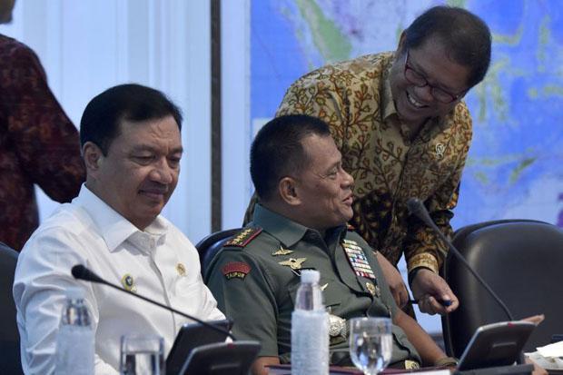 Kepala BIN Bersama TNI-Polri Pastikan Keamanan PON XX di Papua