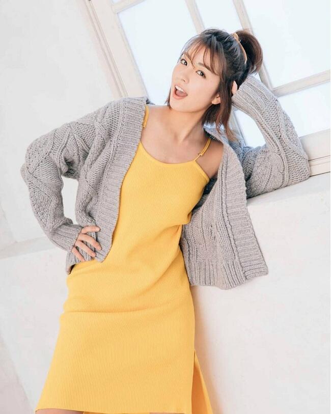 Yurina Yanagi, Gravure Idol Pacarnya Takumi Minamino