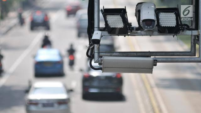 Tilang Elektronik Panen Pelanggaran, Tanda Bisa Punya Kendaraan Tapi Ga Punya Otak