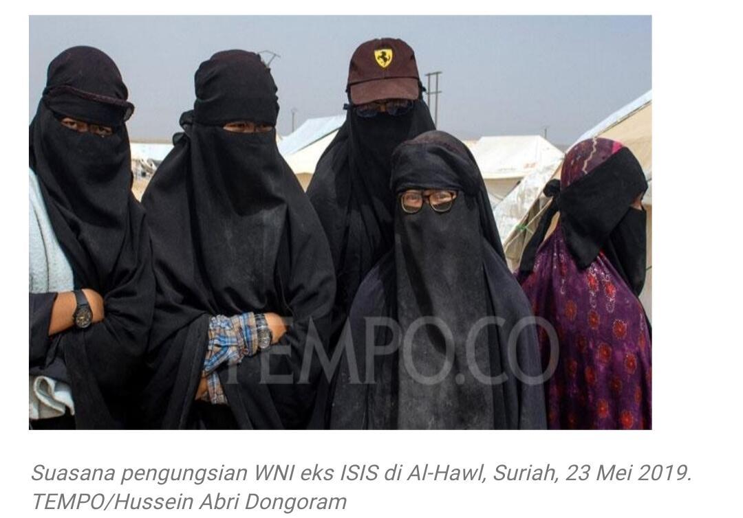 Pakar Hukum: Kewarganegaraan 600 WNI Eks ISIS Otomatis Gugur