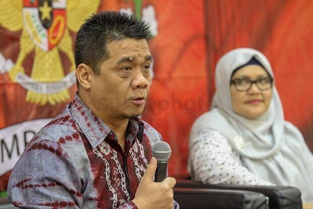 Riza Patria Janji Tingkatkan Komunikasi dengan DPRD DKI
