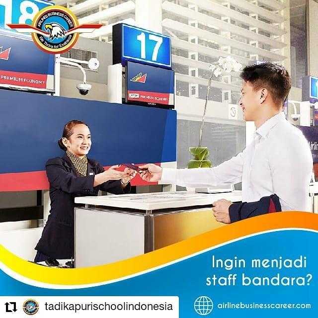Diklat Pramugari/a dan Staff Bandara
