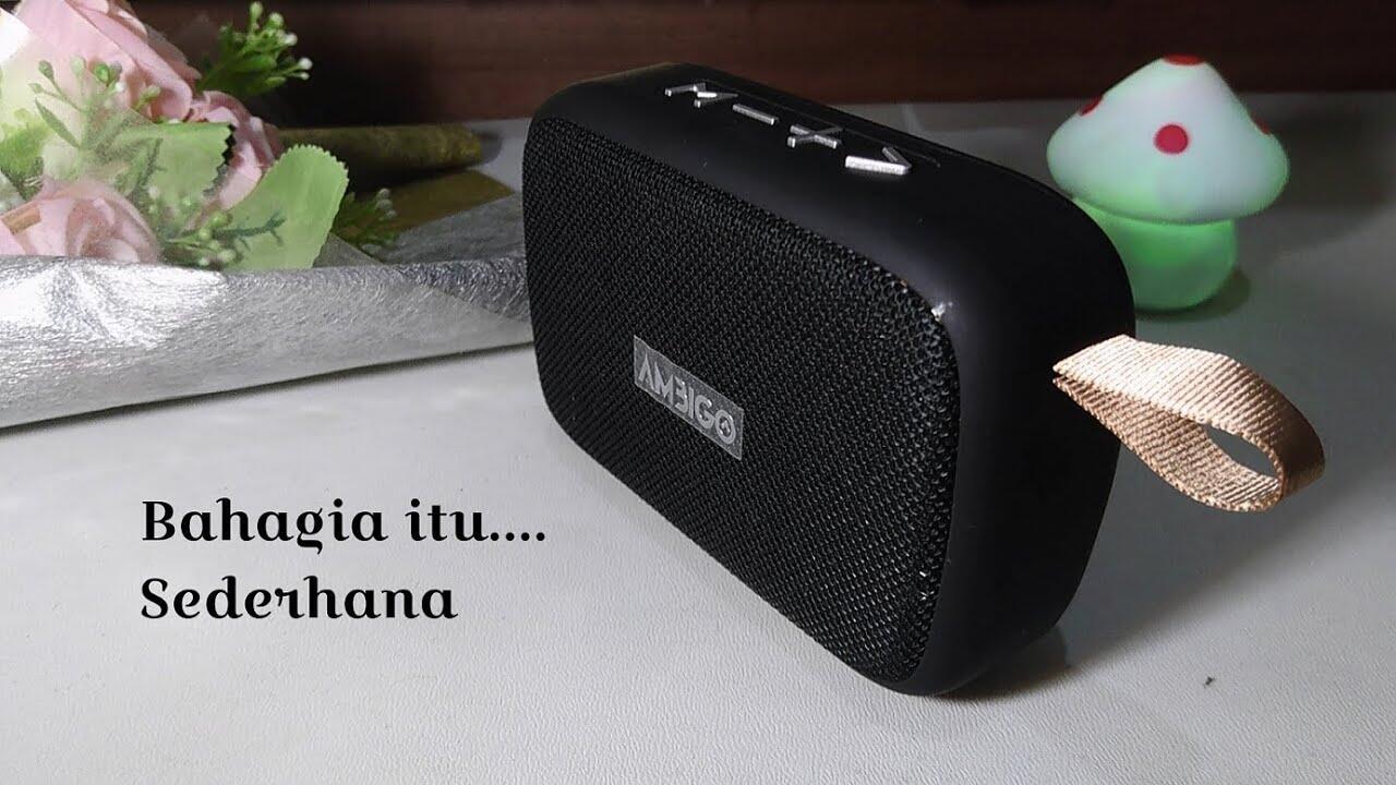 Review Speaker Portable Ambigo G2 Murah Tapi Menawan