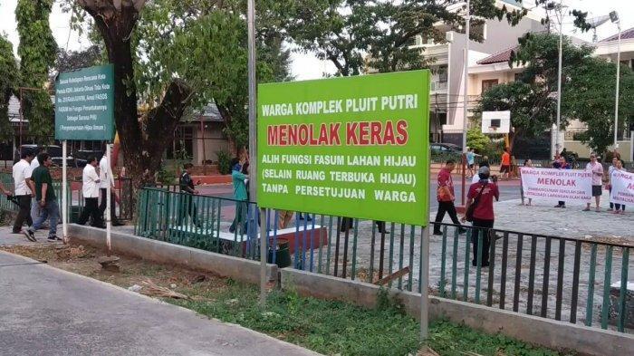 Pemprov DKI Akui Tak Rawat Lahan RTH Ahok Yang Akan Disulap Jadi Sentra Kuliner